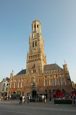 Grote Markt and the belfry