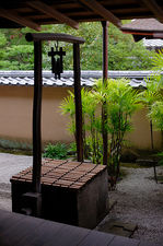 Ryogen-in well (龍源院)