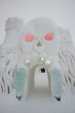 Kemi Snow Castle (Lumilinna)