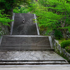 Stairway to Chion-in temple