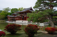 Byodo-in temple, Kyoto